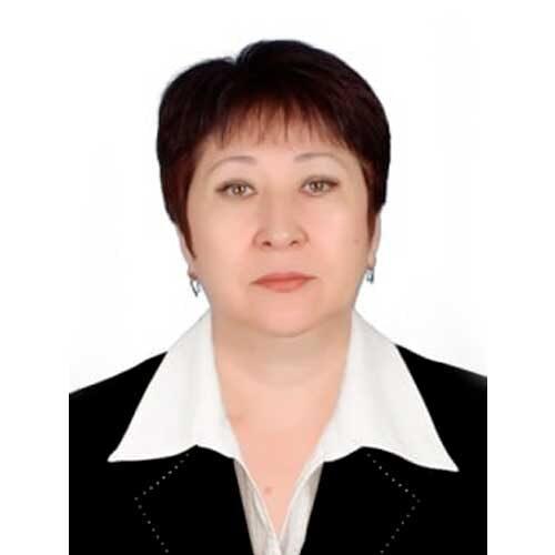 Berdimbetova Gulaim Yesenovna