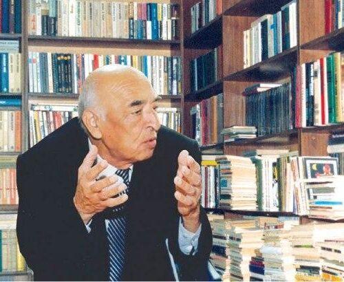 Ozod Sharafiddinov tavalludining 90 yilligi