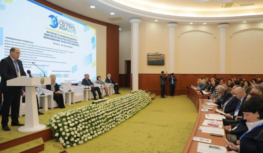 Central Asia – 2019