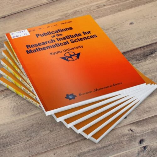 Publications of the Research Institute for Mathematical Sciences