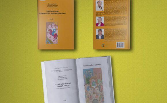 Typenkatalog usbekischer Zaubermarchen.Band II