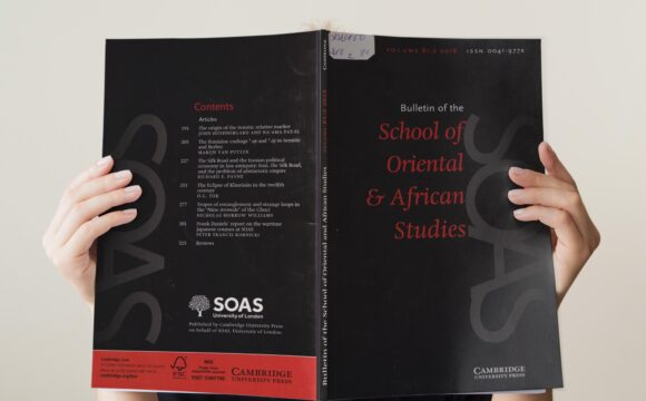 Bulletin of the School of Oriental and African Studies